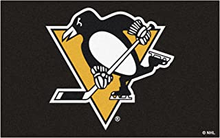 product image for FANMATS NHL Pittsburgh Penguins Nylon Face Ultimat Rug