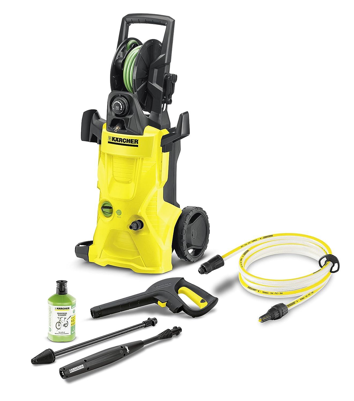 Kärcher Hochdruckreiniger K 4 Premiumg Eco!ogic Home T250 , 1.180-660.0