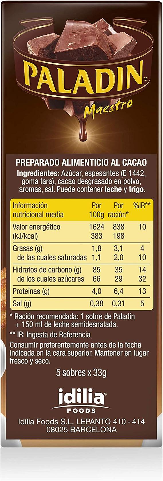 Paladin Original: Experiencia a la taza - 340g: Amazon.es: Alimentación y bebidas