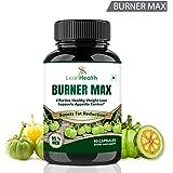 Leanhealth Burner Max (Garcinia Cambogia Extract) 90 Capsules (95% HCA) | (Pack of 1)
