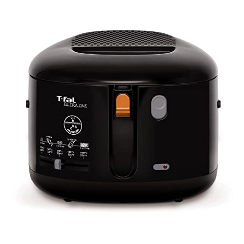 T-Fal Filtra One Cool Touch Electric Deep Fryer Review