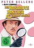 Der Rosarote Panther kehrt zurück [Alemania] [DVD]