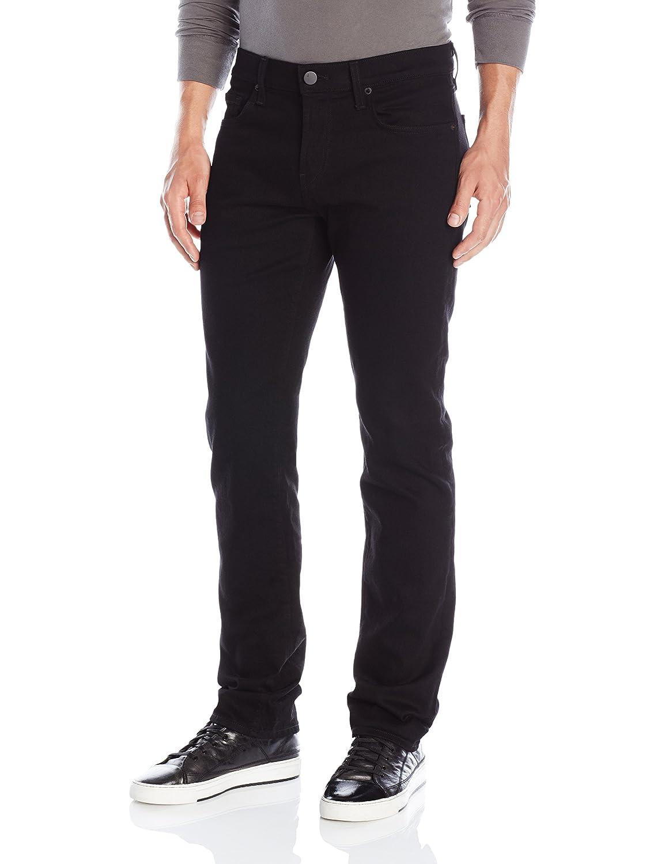 J Brand Jeans Men's Kane Straight-Fit In Trivor Black