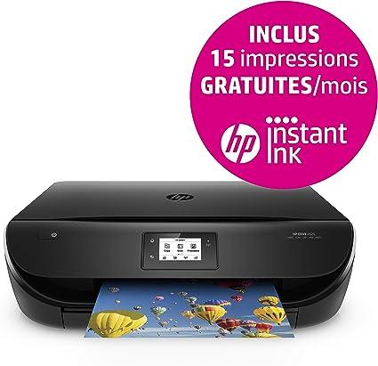 Hp Envy 4525 Imprimante Multifonction Couleur Wifi éligible Au Service Hp Instant Ink