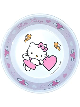 a9dfc4c4c Kinder-Suppenteller Hello Kitty Angels: Amazon.co.uk: Baby