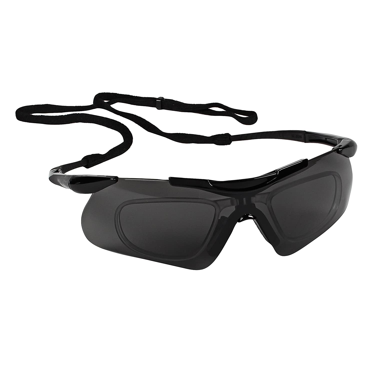 3c5d8c2f7d Jackson Safety 38505 V60 Safeview Safety Glasses with RX Inserts ...