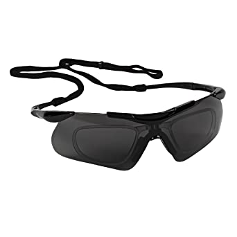 32f307c6ed Jackson Safety Nemesis Safety Glasses with Rx Inserts (38505)