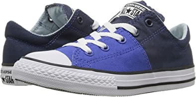 Amazon.com  Converse Kids Womens Chuck Taylor All Star Madison Ox (Little  Kid Big Kid)  Shoes e0ed75cb5