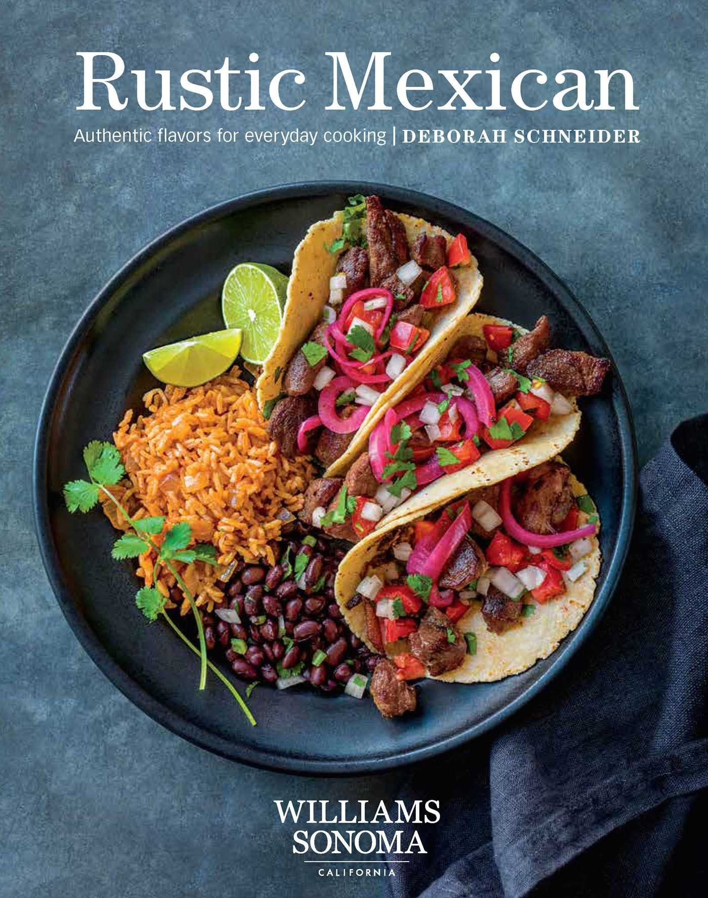 Image result for rustic mexican cookbook""