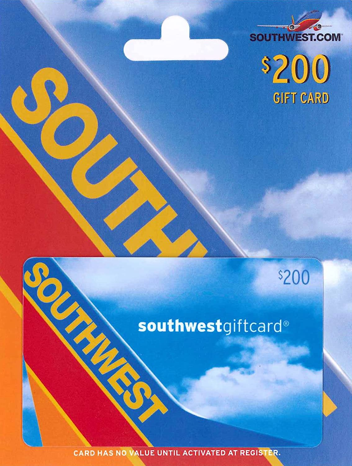 Amazon.com: Southwest Airlines Gift Card $50: Gift Cards