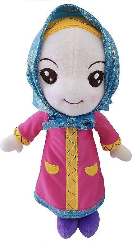 Muslim Doll With Handmade Prayer Outfit Hijabi Doll Girls Eid Gift