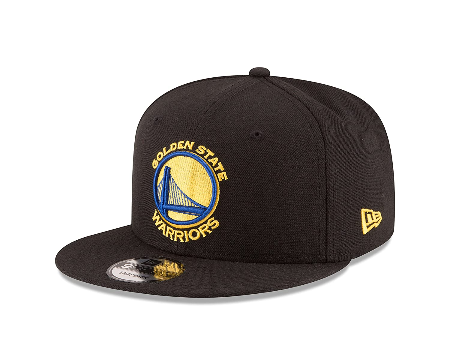 Amazon.com  New Era NBA Golden State Warriors Adult Men NBA 9Fifty Team  Color Basic Snapback Cap 1ef78d7db6d9