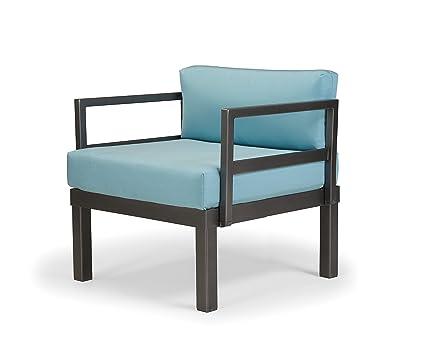 Amazon Com Telescope Casual Furniture Ashbee Aluminum Sectional