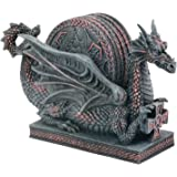 Dragon Cup/Plate Coasters Collectible Home Decoration