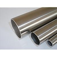 B & T metal acero inoxidable tubo redondo