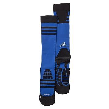 Adidas TF HC Sock ID - Calcetines Unisex, Color Negro/Azul / Plata,
