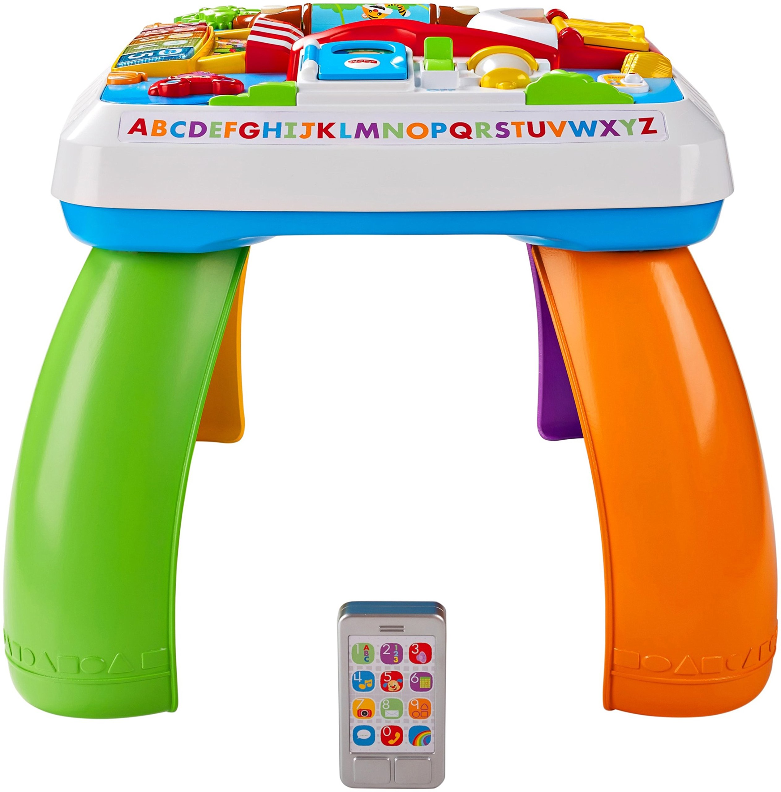 Fisher-Price Laugh & Learn Around The Town Learning Table by Fisher-Price (Image #13)