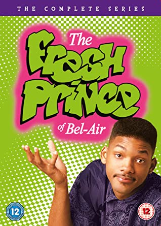 The Fresh Prince Of Bel Air The Complete Series Dvd 2016 Amazon