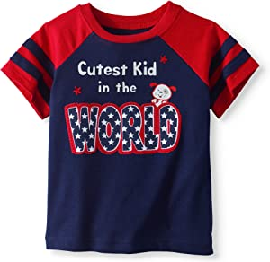 Baby and Toddler Boy's Americana Theme Mix n Match Separates