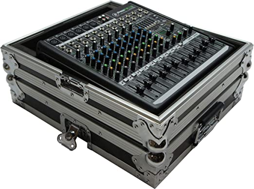 Mixer 1//4 Light Duty Economy ATA Case Fits Mackie Profx22 Profx 22