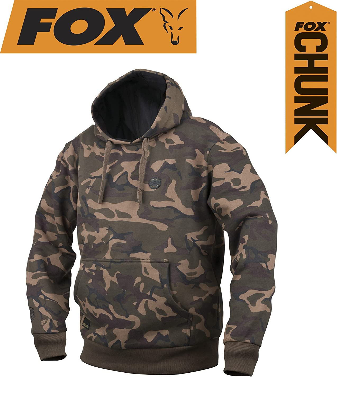 Fox Chunk Hoody Pullover