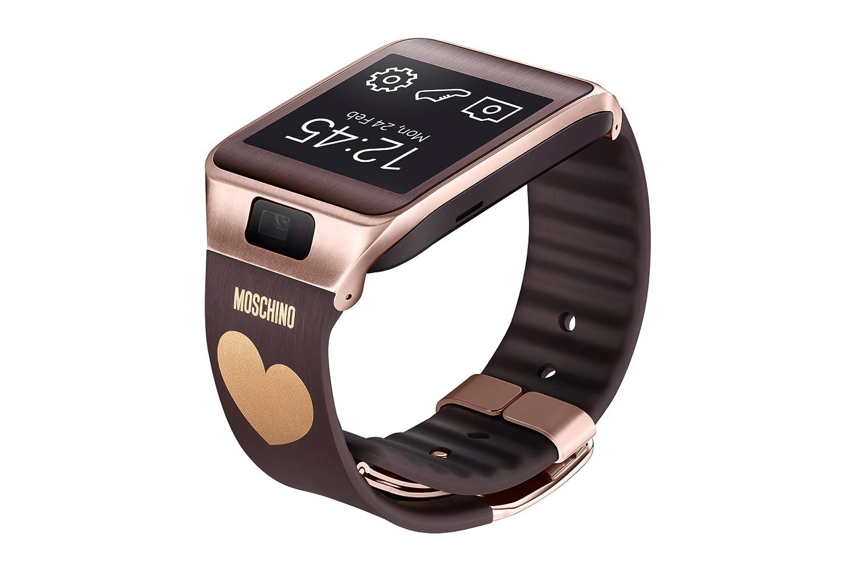 Samsung Pulsera para estándar Gear 2/Neo marrón/Oro