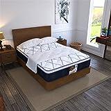 Colchón Silver - Comfort Cool Matrimonial Spring Air