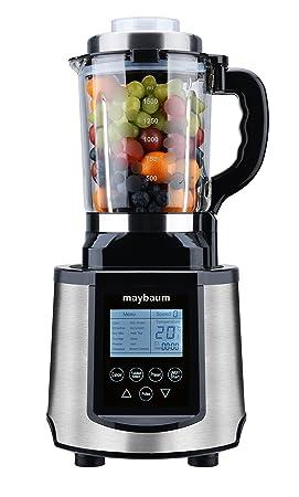 Maybaum Mayb PBL 1 G de 2 en 1 diseño de batidora, 30000 U/min, 1,5 L, 850 W Función de cocción: Amazon.es: Hogar