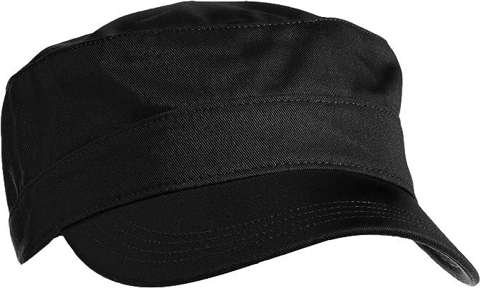 PUMA Essential Military Cap - Gorra para Hombre, Color Negro ...
