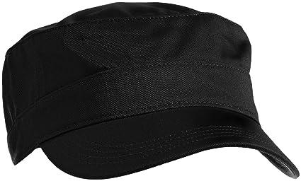 Puma Essential Military Cap - Gorra para Hombre, Color Negro, Talla Talla única