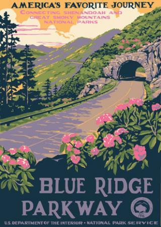 Blue Ridge Parkway National Park - Contemporary Design | Ranger Doug's Enterprises