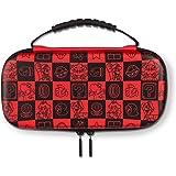 PowerA Protection Kit Lite -Red Super Mario Bros. Checkerboard - Nintendo Switch