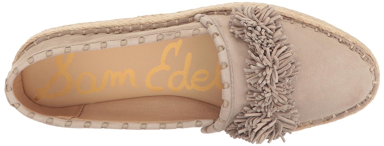 Sam Flat Edelman Women's ISSA Loafer Flat Sam B01LWPZP0D 8 B(M) US|Bistro Suede 7f83ff