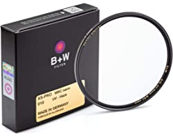 B + W 49mm UV Protection Filter (010) for Camera Lens - Xtra Slim Mount (XS-PRO), MRC Nano, 16 Layers Multi-Resistant and Nan