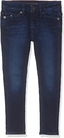Tommy Hilfiger Simon Skinny Jobbst Jeans para Niños