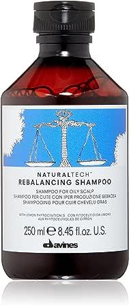 Davines Naturaltech Rebalancing Shampoo for Unisex, 250ml