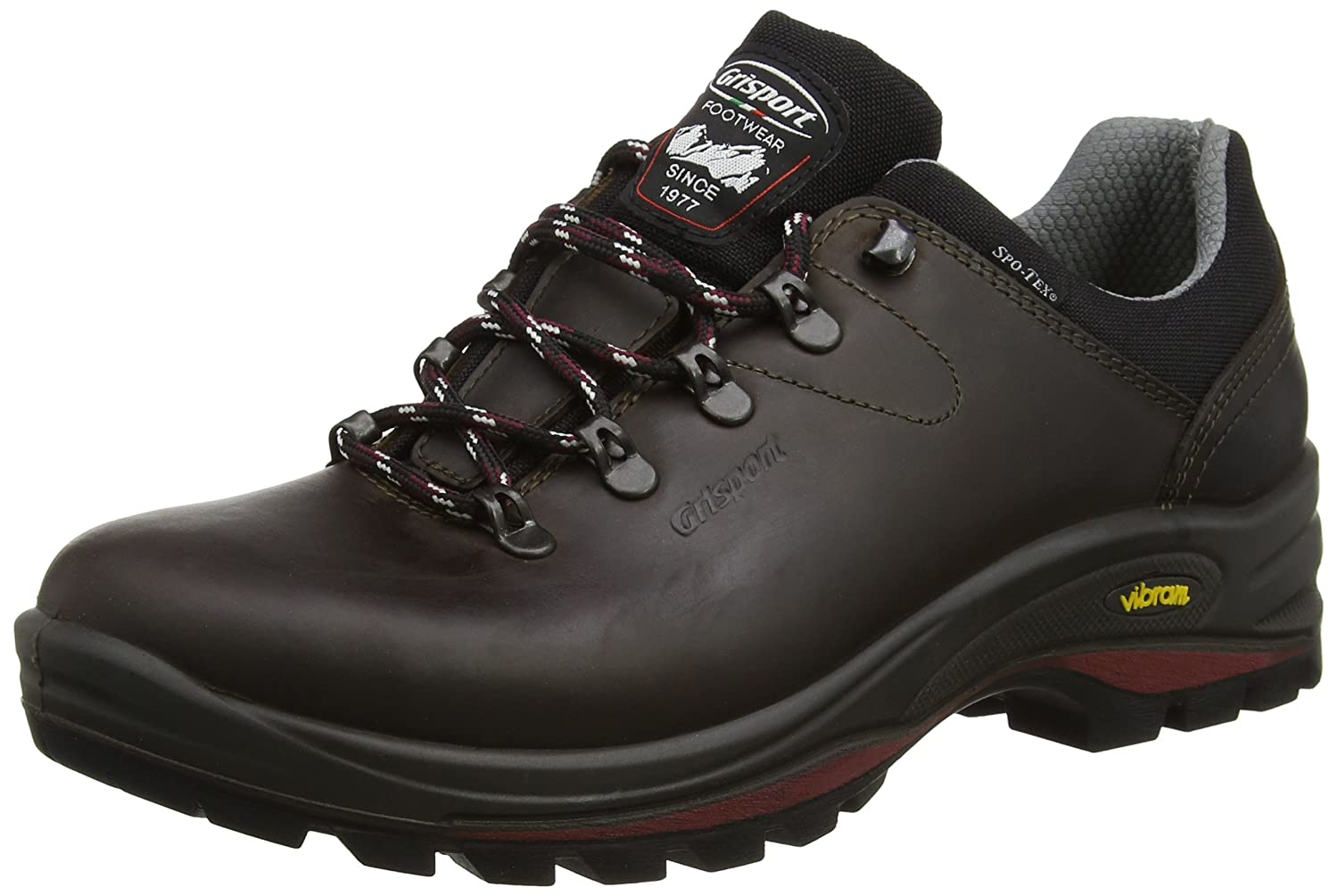 Grisport Unisex Modena Hiking Shoe Brown CMG036 3 UK