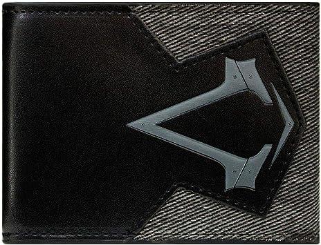 Todo para el streamer: Cartera de Ubisoft Assassins Creed Syndicate Gris
