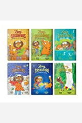 Zoey and Sassafras Books 1-6 Pack Paperback