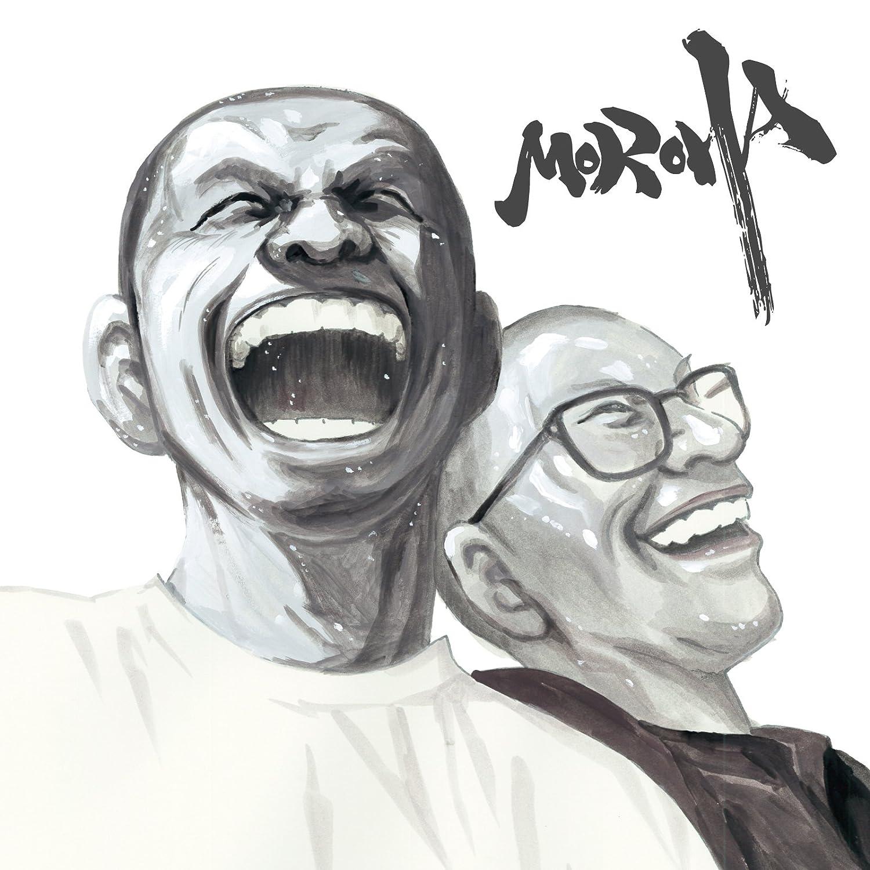 2ndアルバム「MOROHA Ⅱ」のジャケット