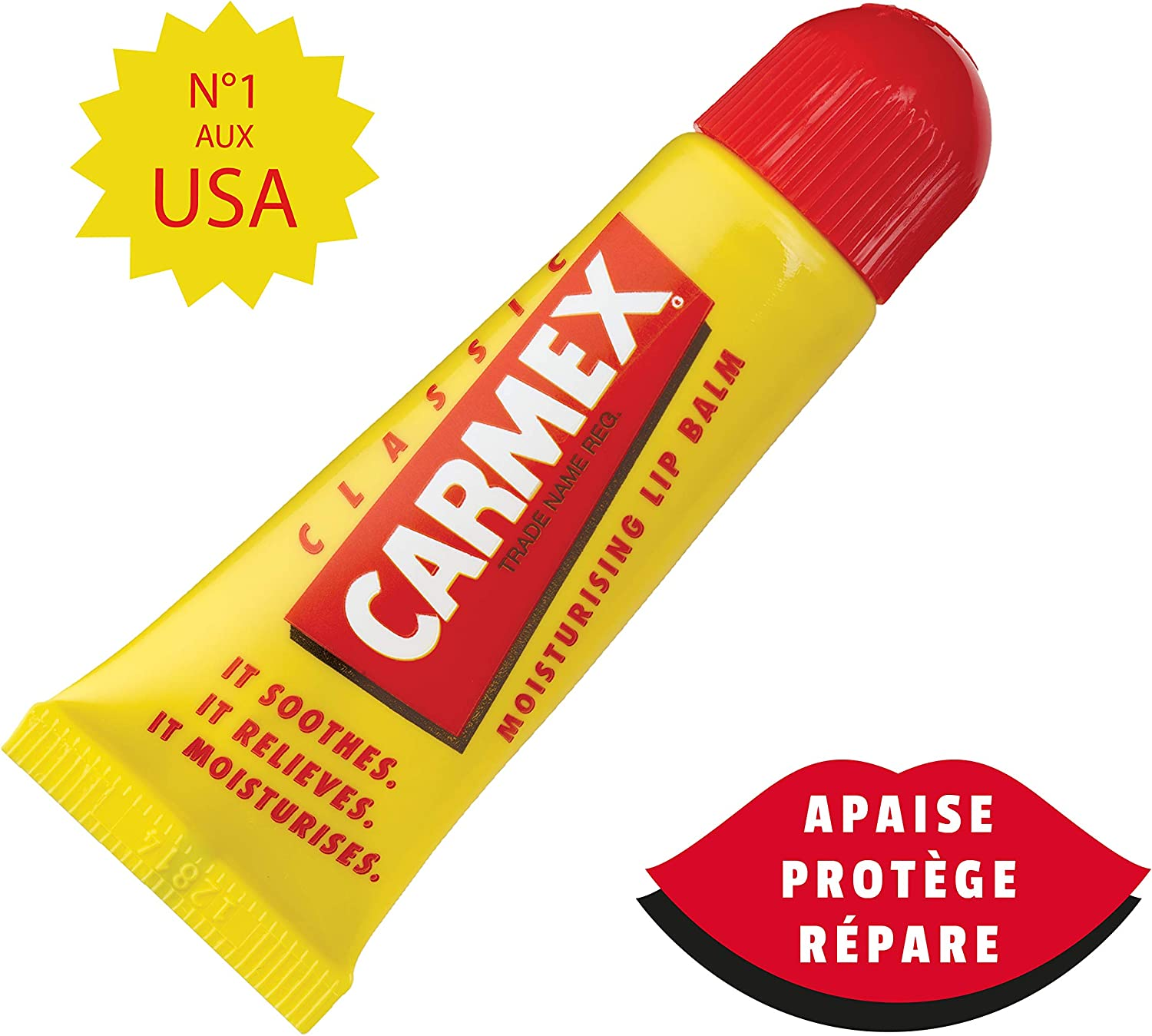 11,6ml Carmex Lip Balm Classic: Amazon.es: Belleza