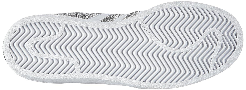 adidas Superstar silver metftwr white (Damen) (S75125