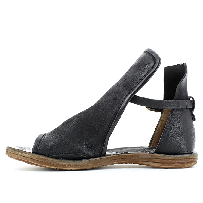 A.S.98 Sandals Ramos 534046-103 Nero Inox Nero Airstep as98: Amazon.co.uk:  Shoes & Bags