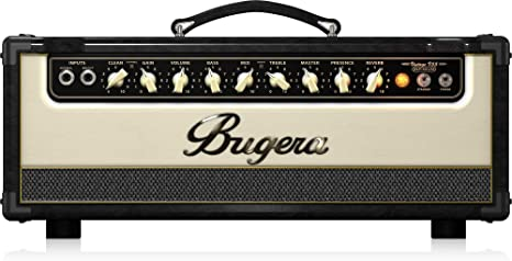 Bugera V55HD - Amplificador cabezal para guitarra: Amazon.es ...