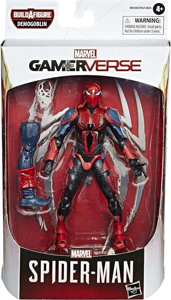 """Marvel légendes Lapin Blanc 6/"""" Action Figure demogoblin BAF Spiderman en Stock"""