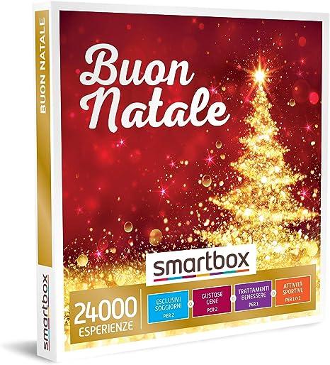 Smartbox Cofanetto Regalo Buon Natale Idee Regalo