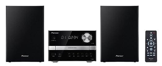 66 opinioni per Pioneer X-EM12 Sistema Micro Hi-Fi con CD, USB e Sintonizzatore FM, 2x 15 W,