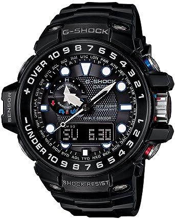 Amazon.com: Casio G-shock Gulfmaster Reloj analógico digital ...