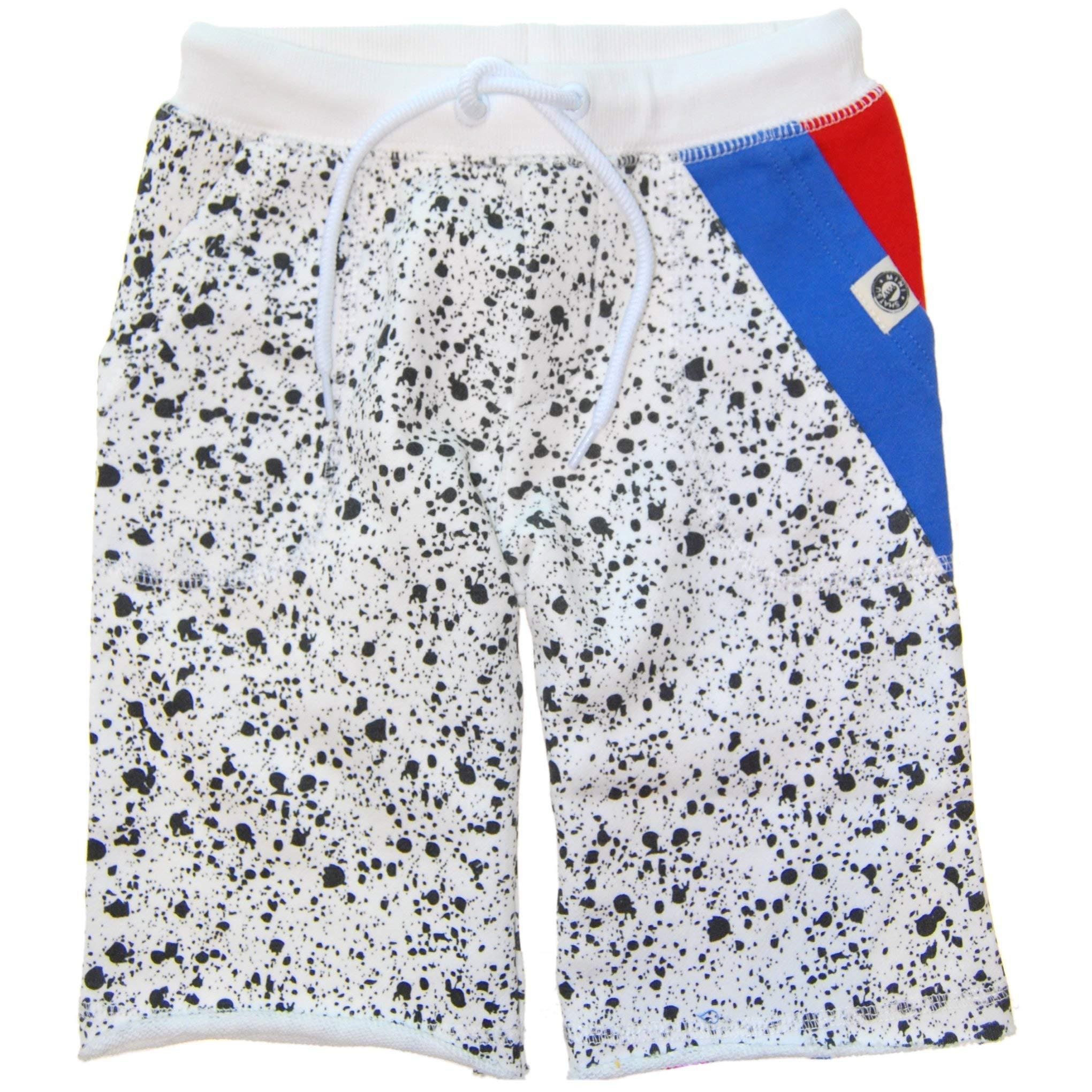 Mini Shatsu Vintage Splatter Shorts