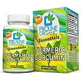 Premium Turmeric Curcumin Supplement BioPerine Free Formula - Pain Relief & Stops Inflammation - 100% Organic - 95% Standardized Curcuminoids - Excellent For Arthritis